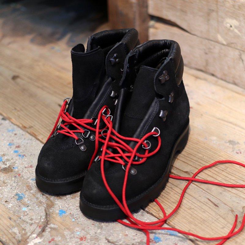 VIBERG BOOT * Pachena Bay -Black Roughout-