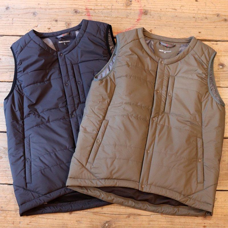 POUTNIK by Tilak  * PYGMY / Vest Black