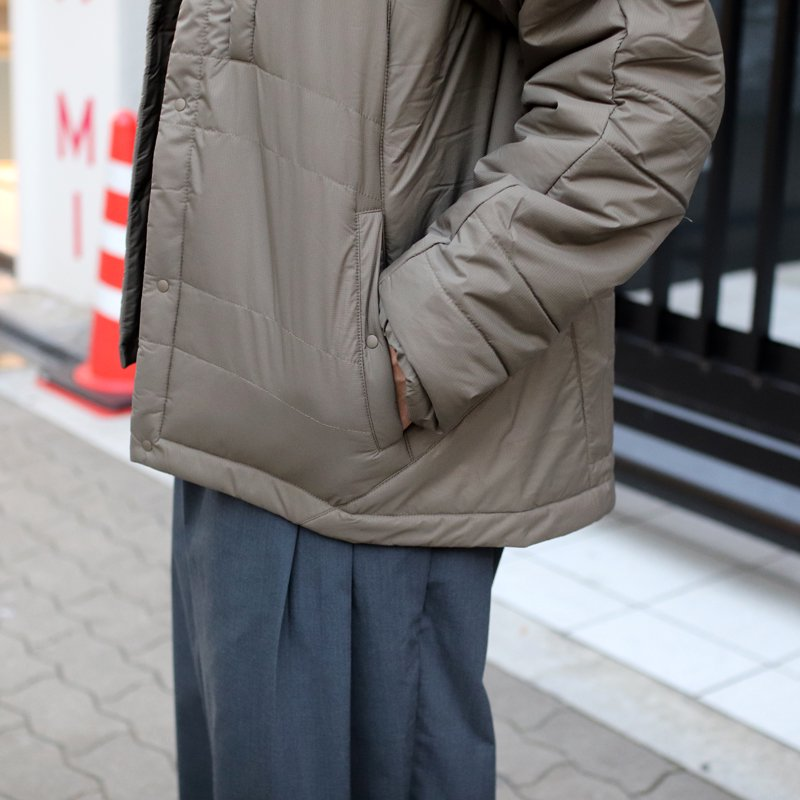 POUTNIK by Tilak  * PYGMY Jacket / Khaki