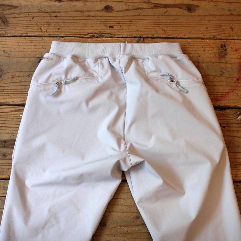 alk phenix * crank ankle pants / tech-urake ice gray