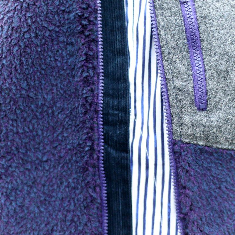 FilMelange * BRAD / ブラッド Dark purple