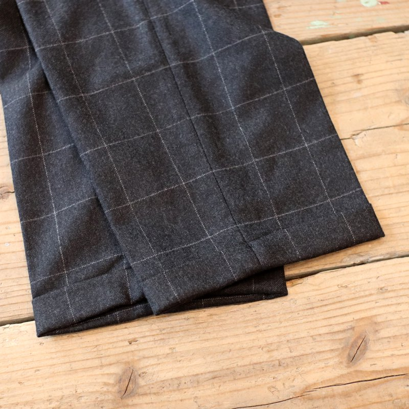 Lideal * PLANET / Windowpane gray