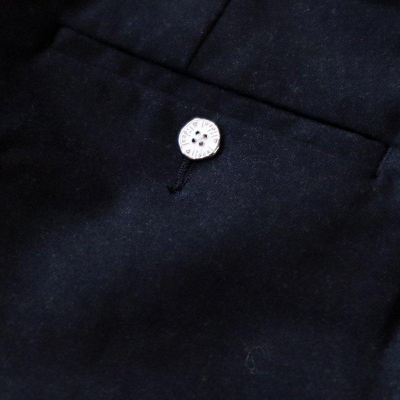 Lideal * PLANET / Wool flannel navy