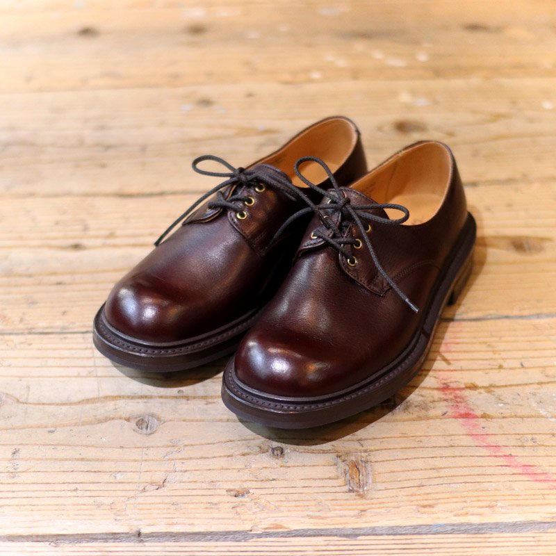 Quilp by Tricker's * Derby Plain Shoe