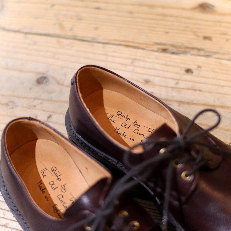Quilp by Tricker's * Derby Plain Shoe