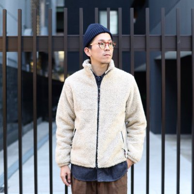 FAR FIELD * Fell Jacket / Cashmere
