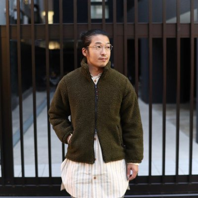 FAR FIELD * Fell Jacket / Olive