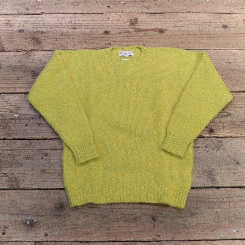 Shetland Woolen Co. * Shaggy dog knit