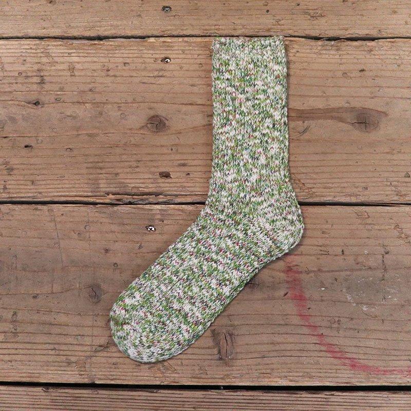 LE MONDE * Hemp Socks / Multi Slub nep