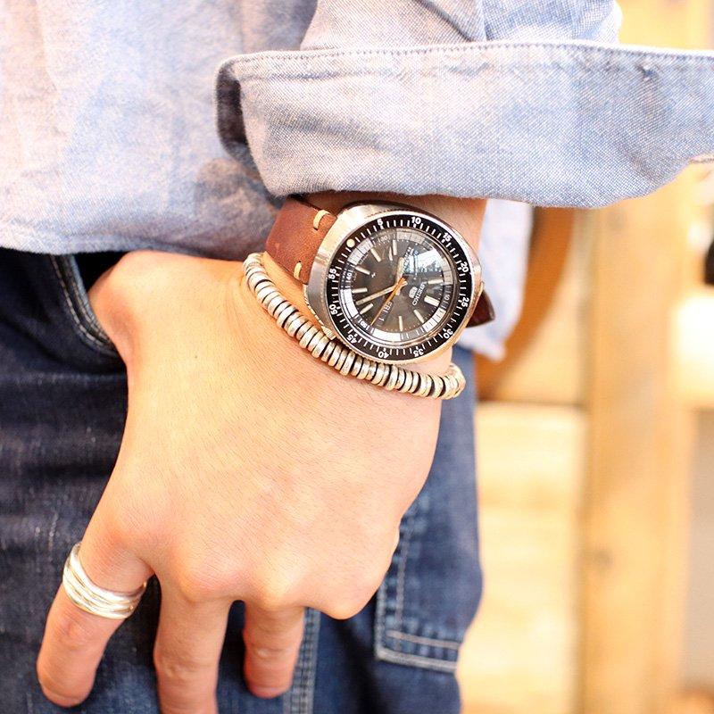 Vintage Watch * SEIKO 5SPORTS / Double bezel