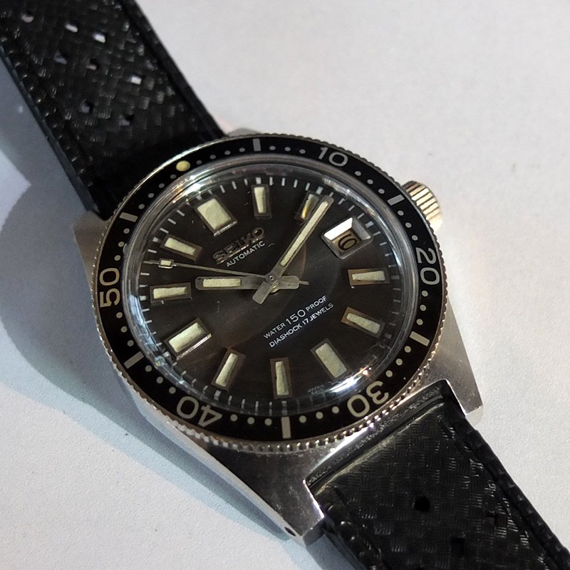 Vintage Watch * SEIKO 1st DIVER -Late model-