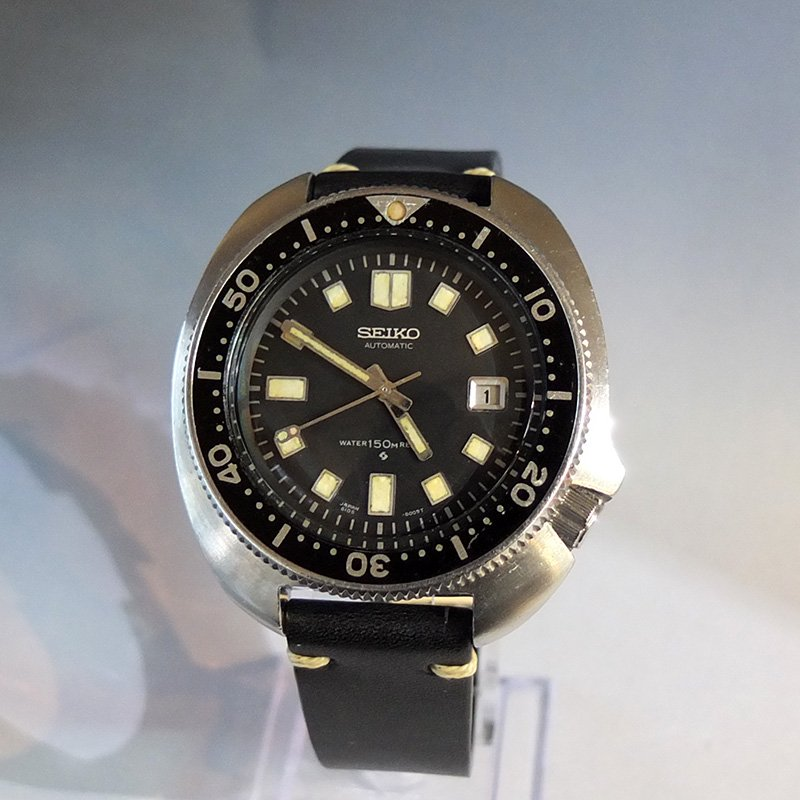 Vintage Watch * SEIKO 2nd DIVER