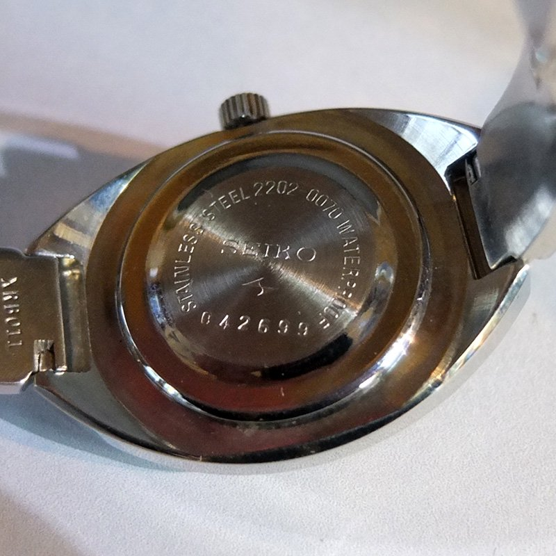 Vintage Watch * SEIKO Womens -Deadstock-