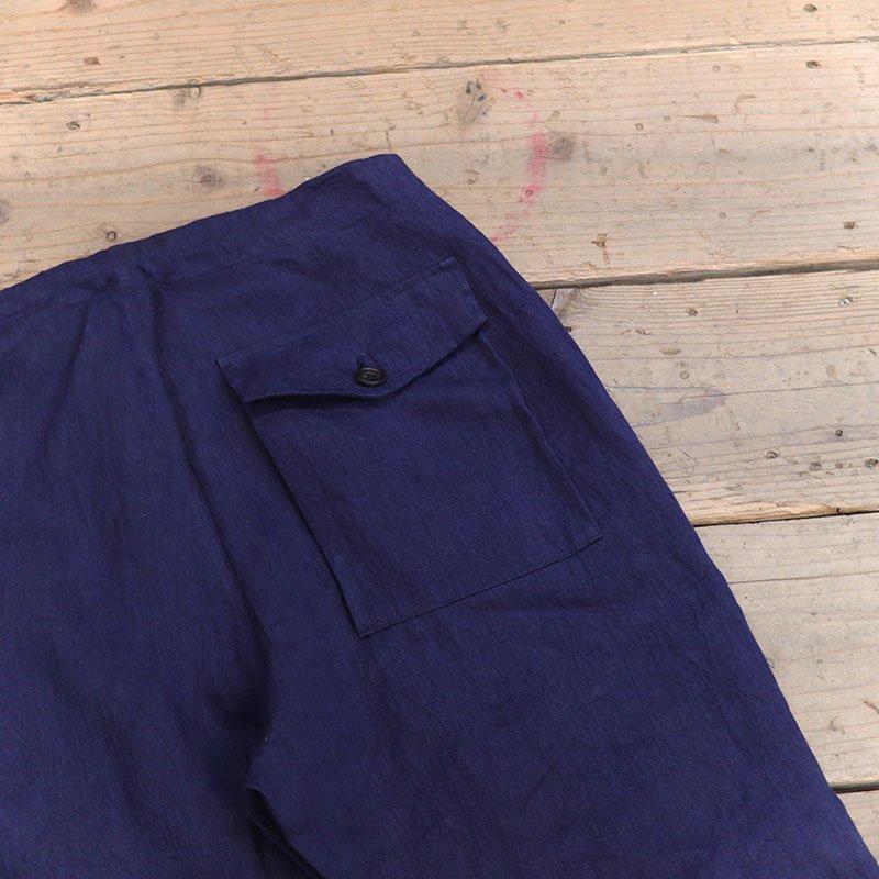 Quilp * Sales -OverTrouser- / Linen Denim