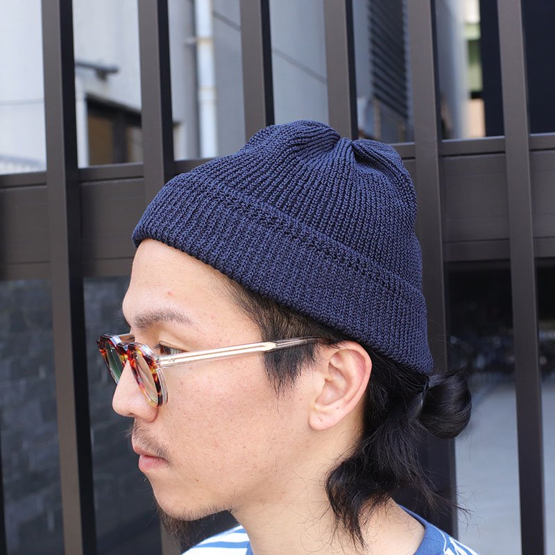 ISLAND KNIT WORKS * GIMA Cotton Knit Cap