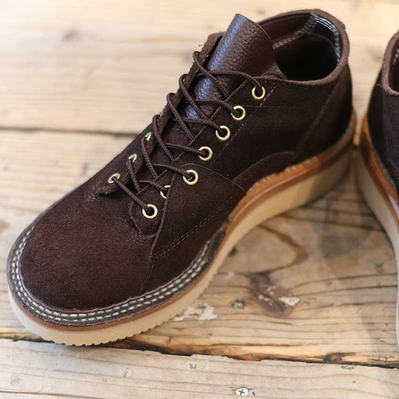 White's Boots * Northwest Oxford LTT -Voyager Blown Roughout-