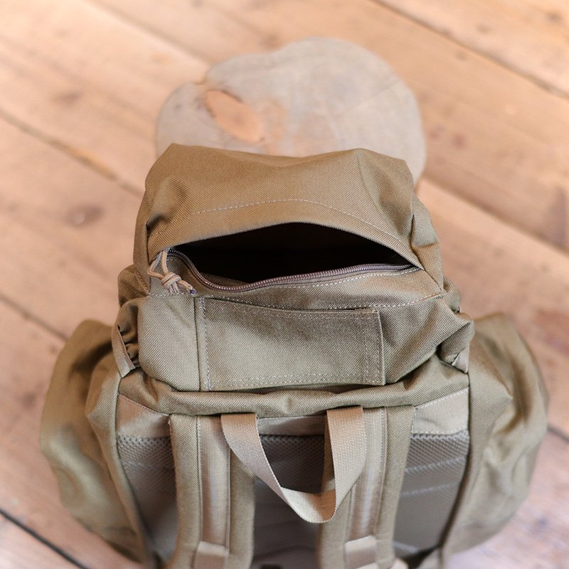 DEADSTOCK * NATO FIELD PACK / Coyote