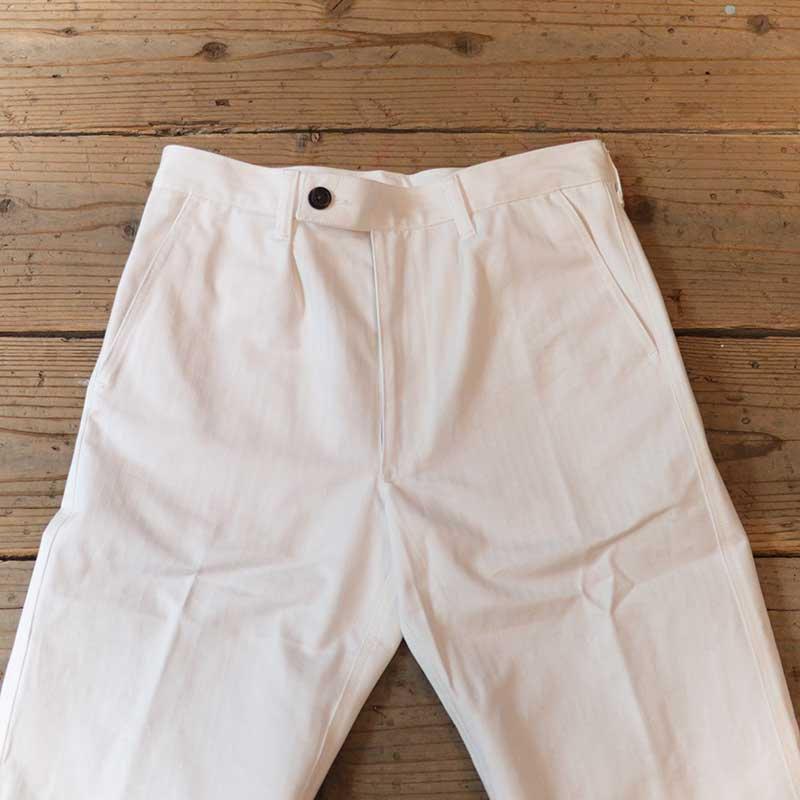 Quilp * SHARROCK / Herringbone White