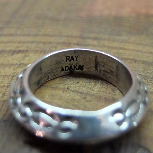 RAY ADAKAI * Triangle Ring Straight