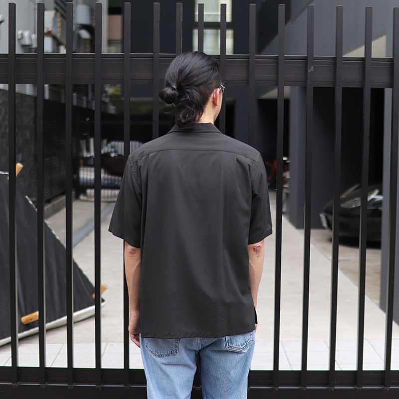 KABEL * Open Collar Shirt