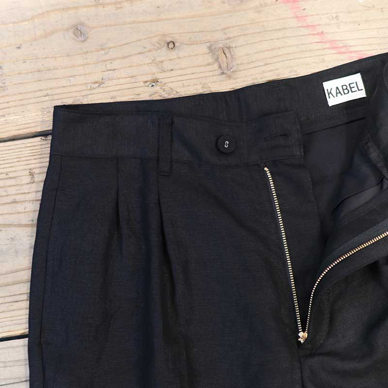 KABEL * Tuck Trouser
