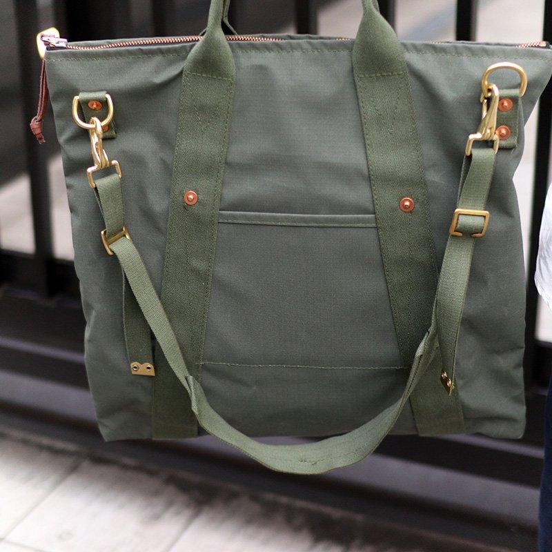 Charlie Borrow * Helmet Bag    Olive