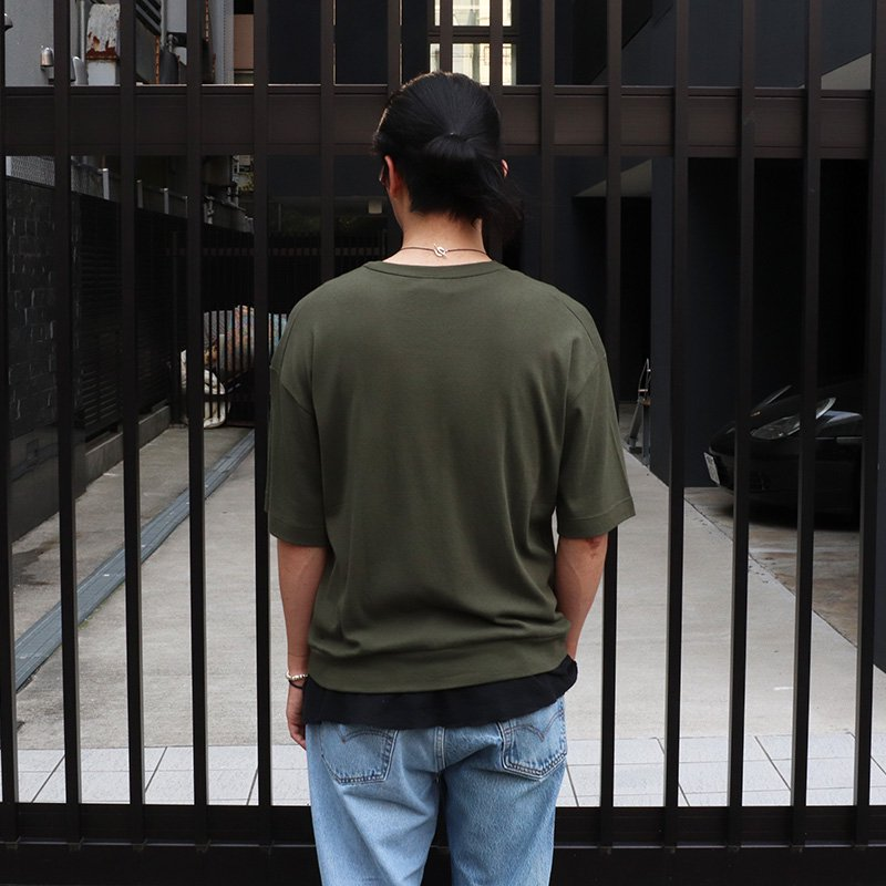 GICIPI * Loose Fit Tee -G.Largo 1/2-