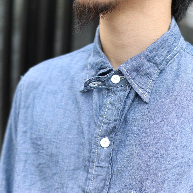 POST OVERALLS * The POST 5 / Chambray