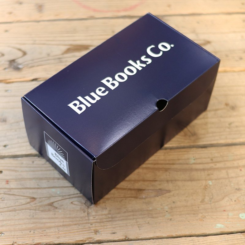 Blue Books Co. * Twisty - Corduroy