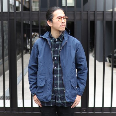 POST OVERALLS * DEE'S PARKA -UNCLE SAM Special- / Navy