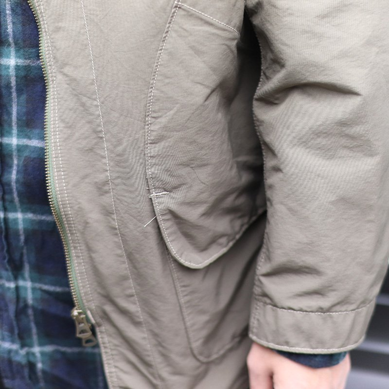 POST OVERALLS * DEE'S PARKA -UNCLE SAM Special- / Olive
