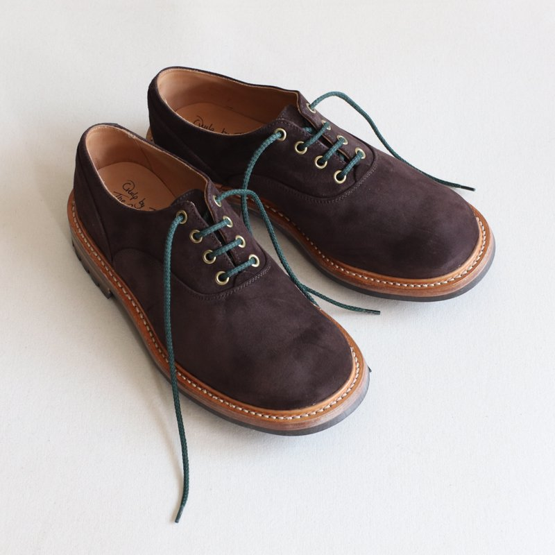 Quilp by Tricker's * Oxford Plain Shoe