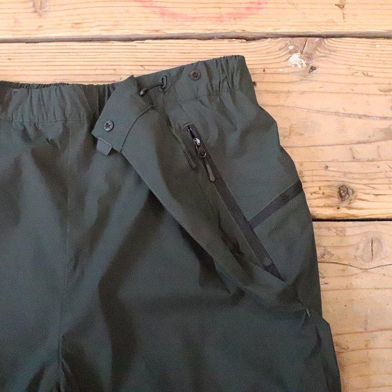 alk phenix * crank easy pants / karu stretch × technista® 48 - green