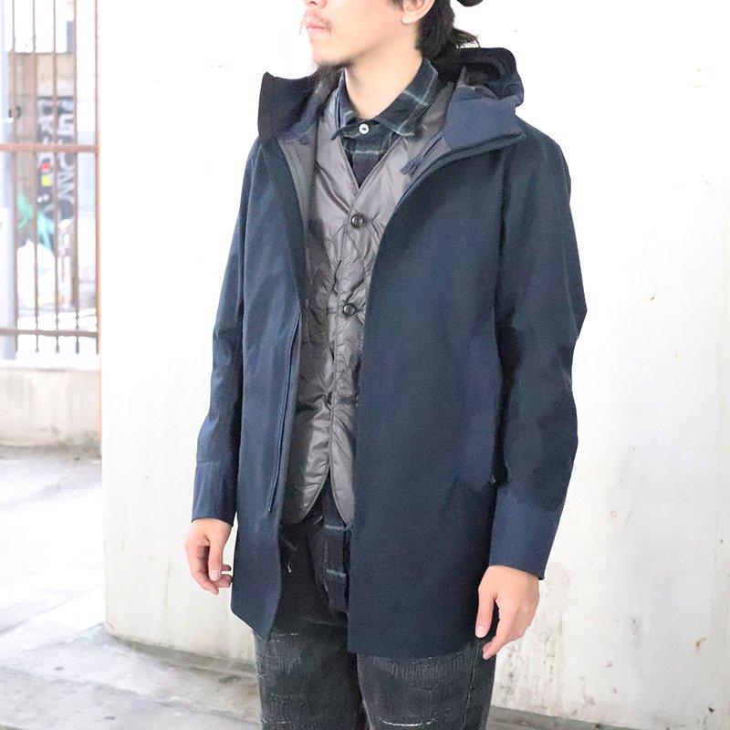 ARC'TERYX VEILANCE * Navier AR Coat