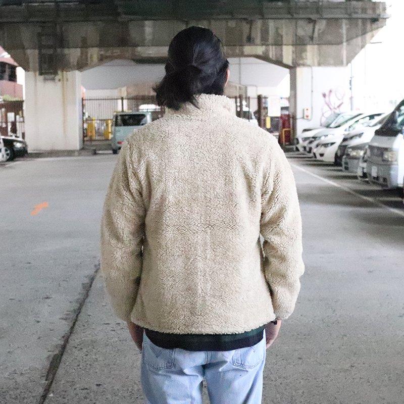 FAR FIELD * Fell Jacket - Cashmere