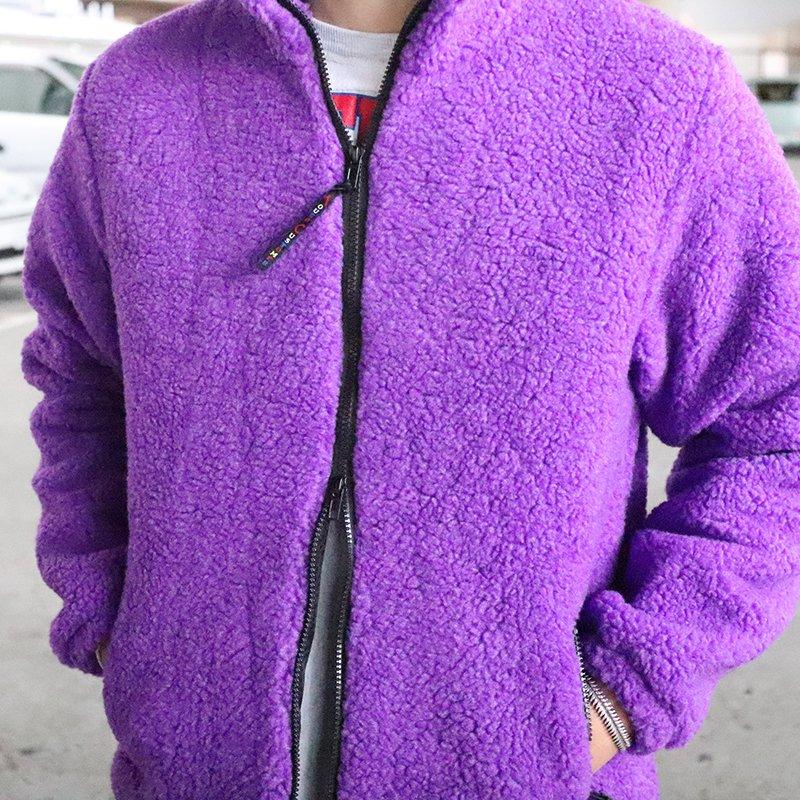 FAR FIELD * Fell Jacket - Purple