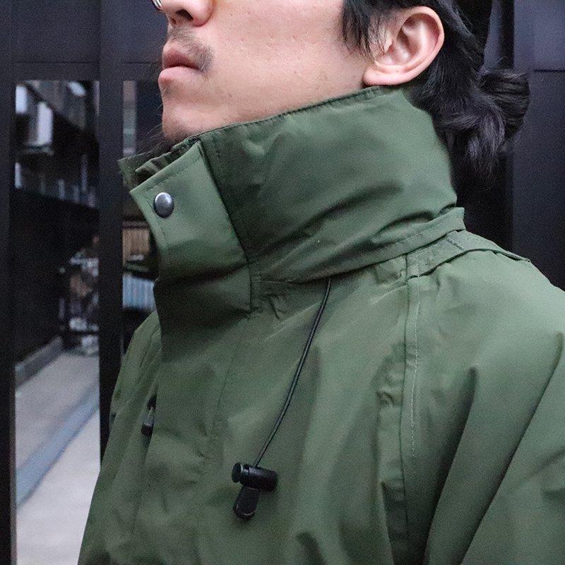 MOCEAN * Rain Coat - Olive