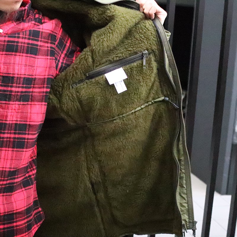 Buffalo * Mountain Jacket - Olive