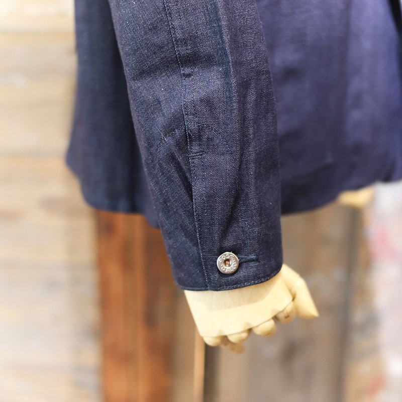 POST OVERALLS * 1106R - 8oz denim