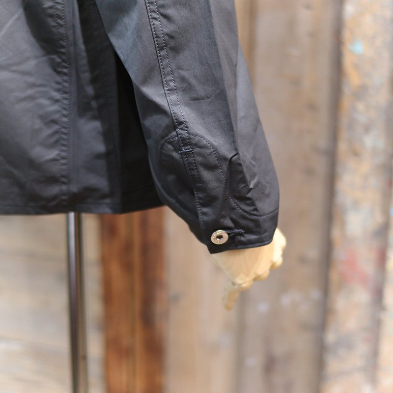 POST OVERALLS * 1109R - light twill / charcoal