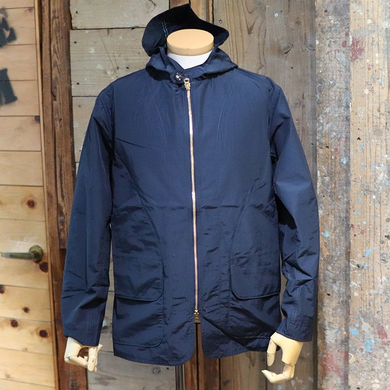 POST OVERALLS * DEE PARKA 2 - C/N weather  navy