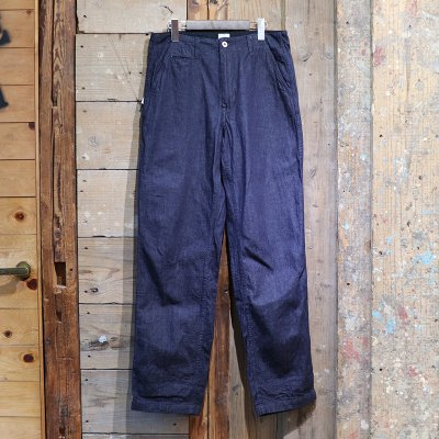 POST OVERALLS * New Maker Pants - 8oz denim