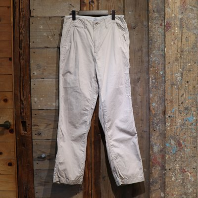 POST OVERALLS * New Maker Pants - fine heringbone / khaki