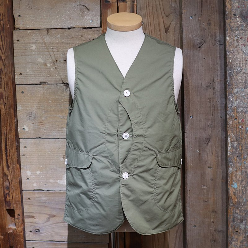 POST OVERALLS * ROYAL TRAVELER - P/C typewriter olive