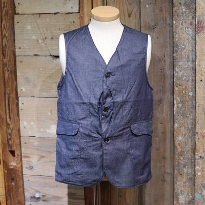 POST OVERALLS * ROYAL TRAVELER - light denim