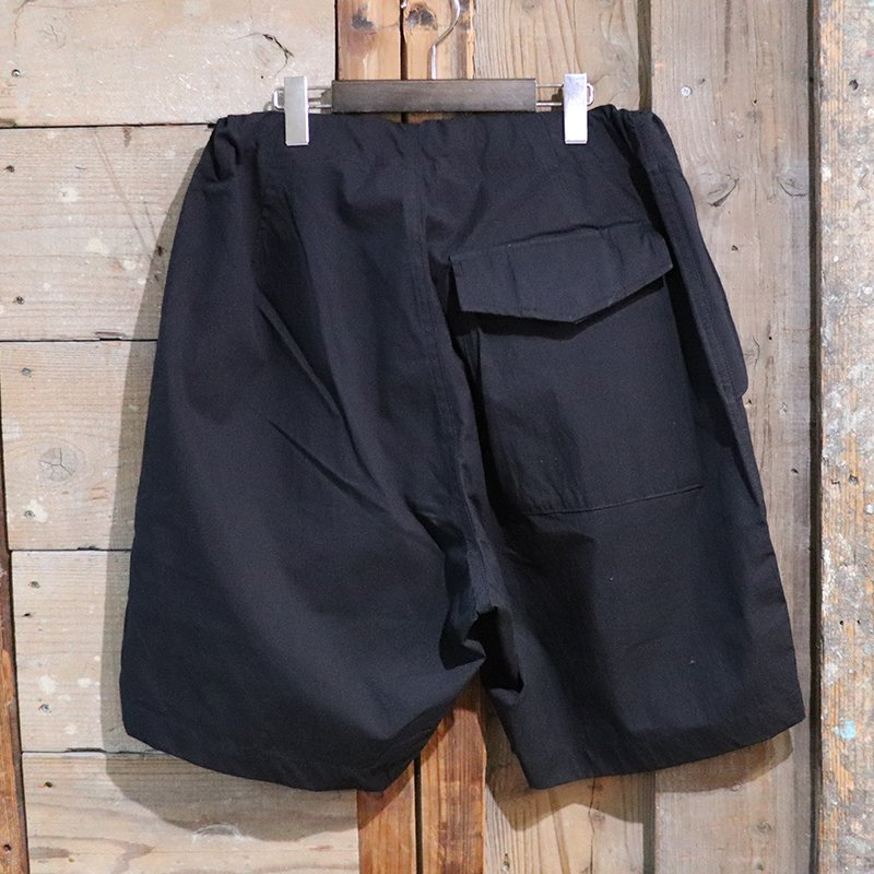 Quilp * HUNT (SHORT) - BLACK ARMYCLOTH