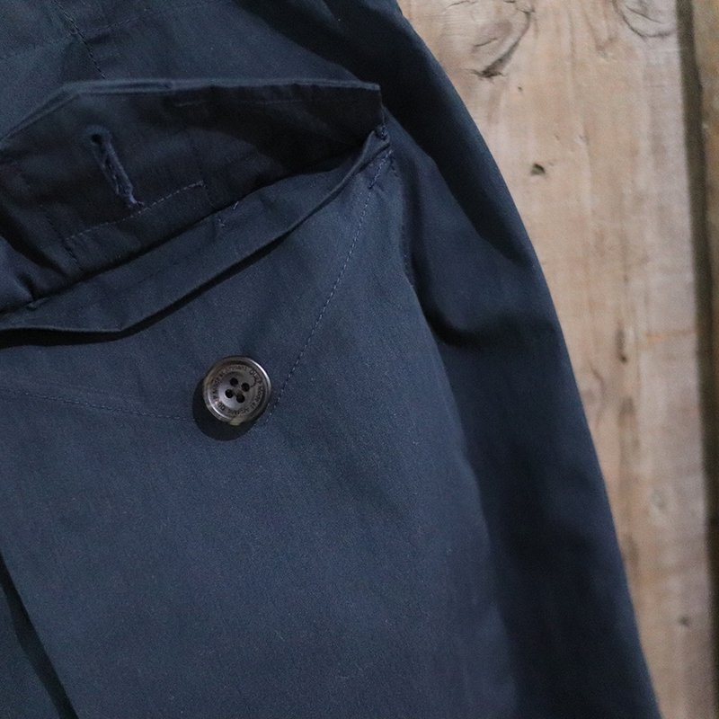 Quilp * HUNT (SHORT) - NAVY ARMYCLOTH
