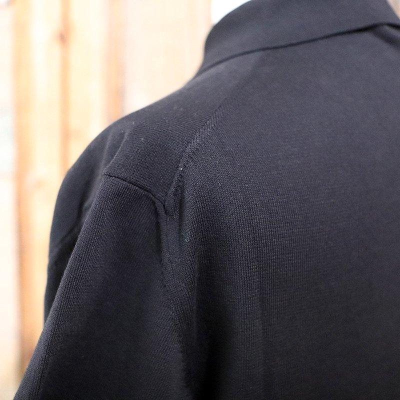 ANDERSEN-ANDERSEN * POLO SHORT-BLACK