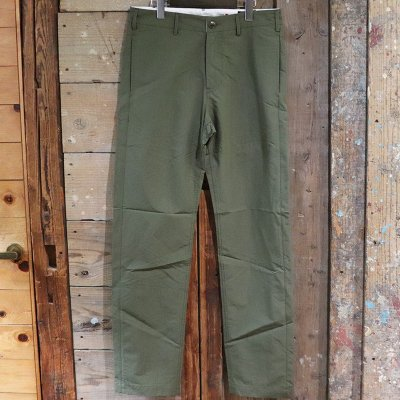 1ST PAT-RN * Yale -Chino trousers / Military