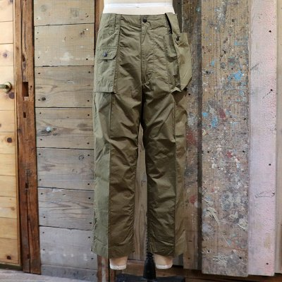Tehu Tehu * Butterfly Hunting Trousers 4th / Olive